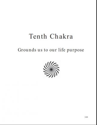 Tenth Chakra Educational Manual