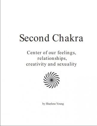 Second chakra educational manual