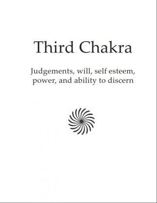 Third Chakra Educational Manual